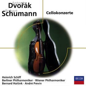 Die Berliner Philharmoniker, Cellokonzerte, 00028948010028