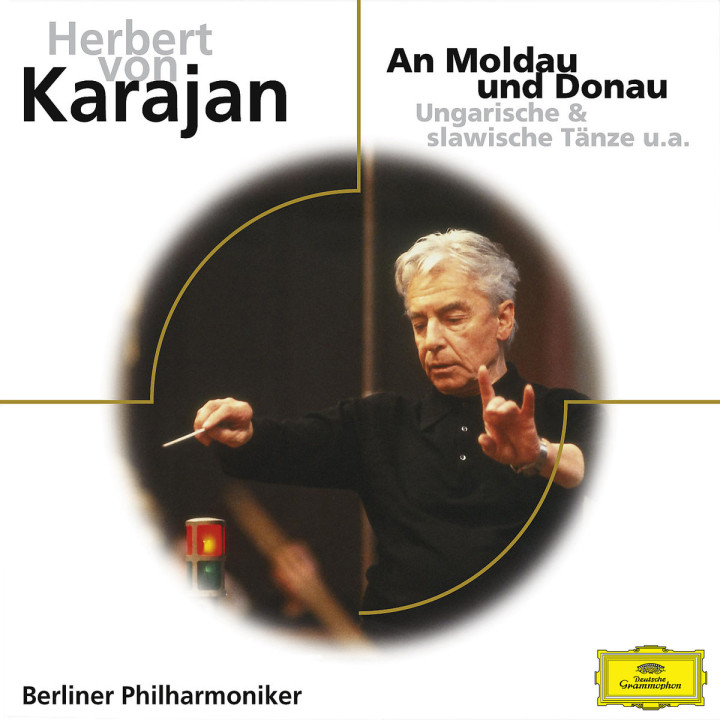 Herbert von Karajan: An Moldau und Donau 0028948010323
