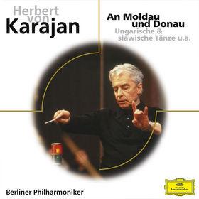 Die Berliner Philharmoniker, Herbert von Karajan: An Moldau und Donau, 00028948010325