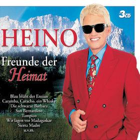 Heino, Freunde der Heimat, 00602517674332
