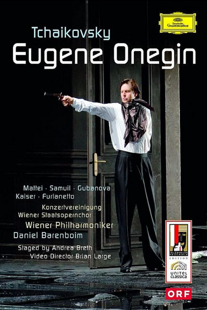 Tchaikovsky: Eugene Onegin 0044007344349