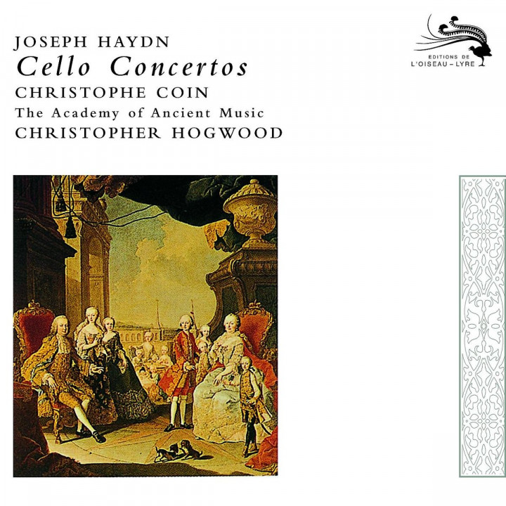Haydn: Cello Concertos 0028947800255