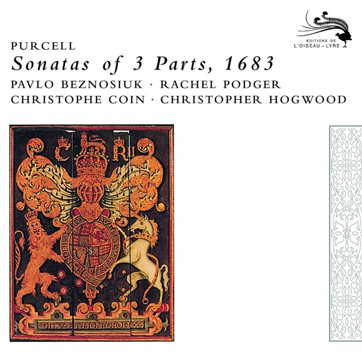 Purcell: 12 Sonatas of Three Parts 0028947800277