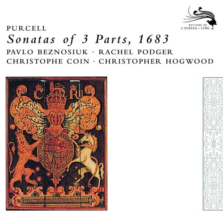 Purcell: 12 Sonatas of Three Parts 0028947800277