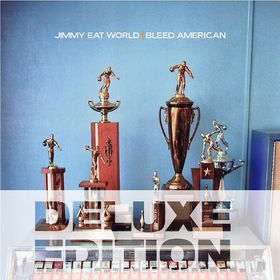 Jimmy Eat World, Bleed American, 00602517661806