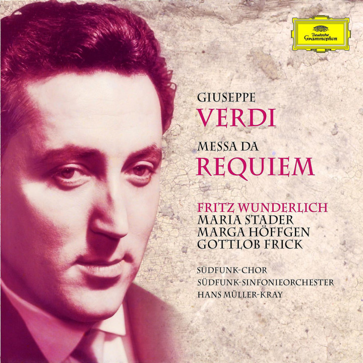 Verdi: Messa da Requiem 0028947663829