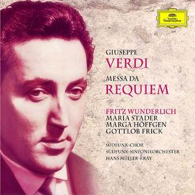 Fritz Wunderlich, Verdi: Messa da Requiem, 00028947663829