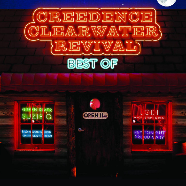Creedence Clearwater Revival - Best Of 0888072308705