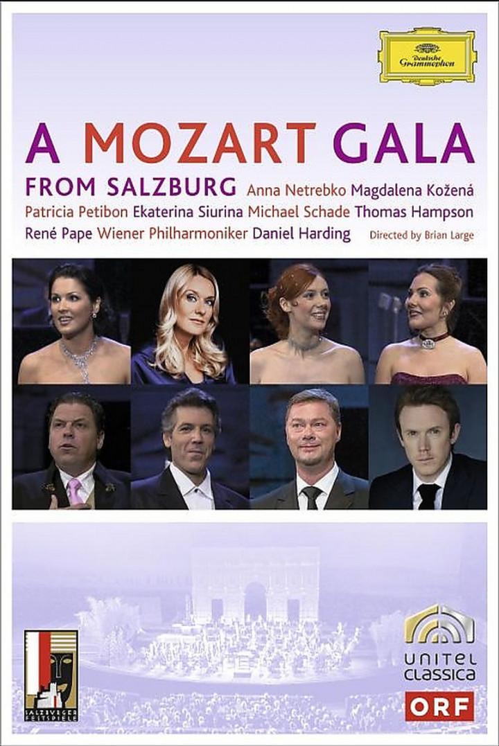 Mozart Gala Salzburg 0044007344305