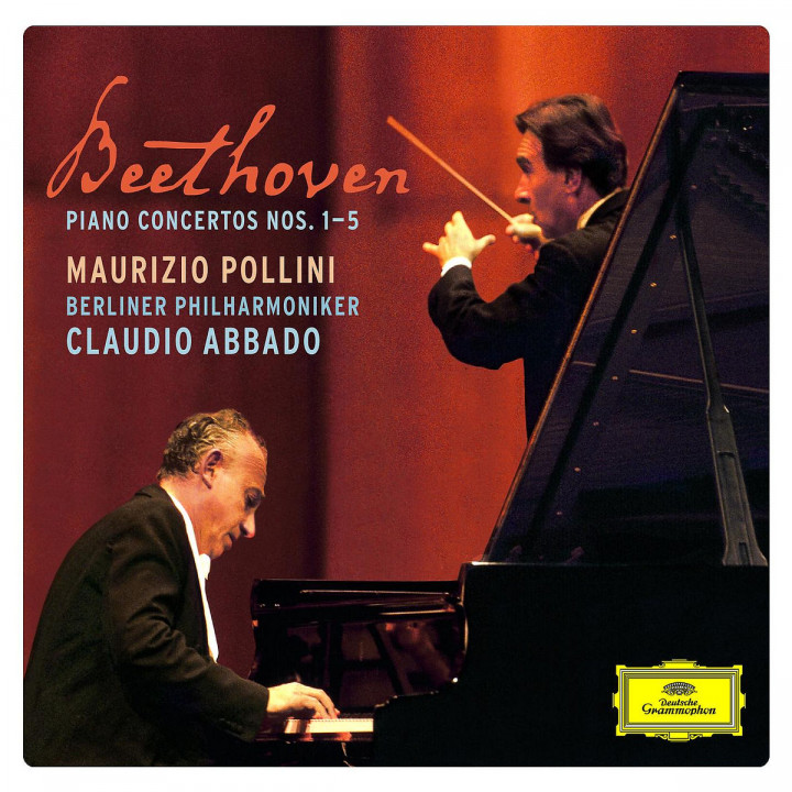Beethoven: The Piano Concertos; Concerto for Piano, Violin & Cello op.56 0028947772442