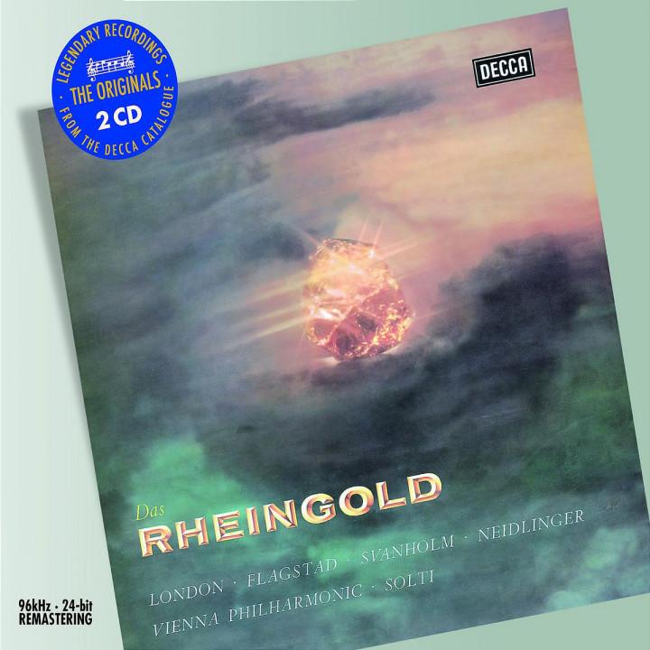 Wagner: Das Rheingold 0028947803823