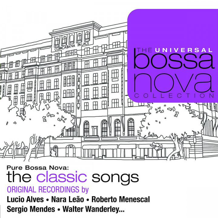 Pure Bossa Nova: The Classic Songs 0600753083156