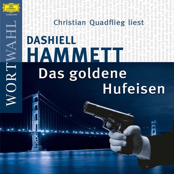 Dashiell Hammett: Das goldene Hufeisen (WortWahl) 0602517727290