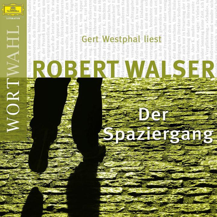 Robert Walser: Der Spaziergang (WortWahl) 0602517727393