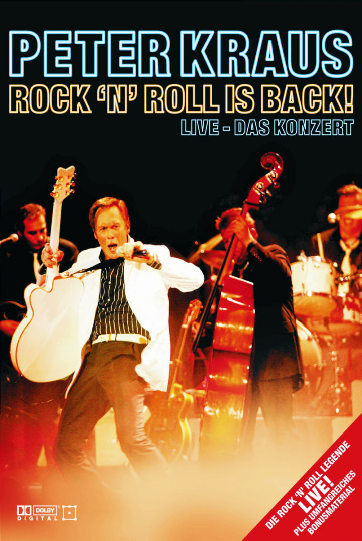 Rock'n'Roll Is Back 0602517740912