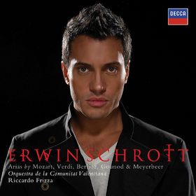 Erwin Schrott, Erwin Schrott - Arias by Mozart, Verdi, Berlioz, Gounod&Meyerbeer, 00028947804734