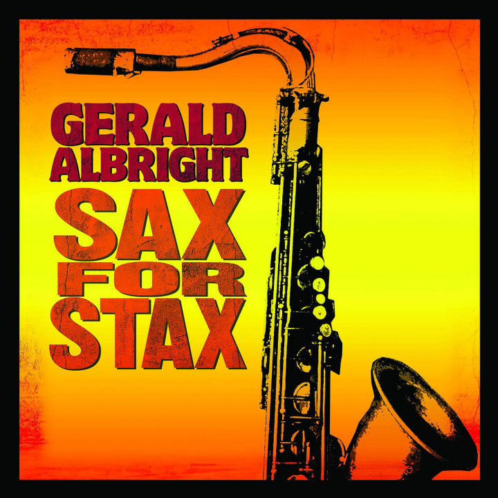 Sax for Stax 0888072306046