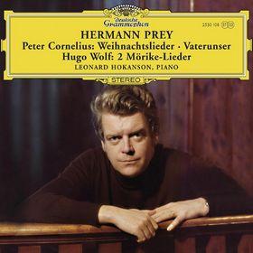 Hermann Prey, Hermann Prey - Weihnachtslieder - Christmas Songs, 00028947779698
