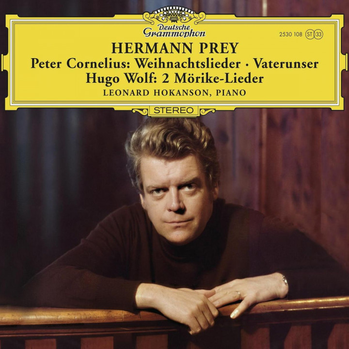 Hermann Prey - Weihnachtslieder - Christmas Songs 0028947779690