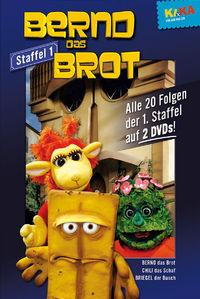 Bernd Das Brot, Bernd das Brot - Die Serie (Staffel 1), 00602517736832