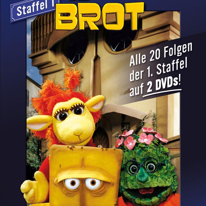 Bernd das Brot - Die Serie (Staffel 1) 0602517736834