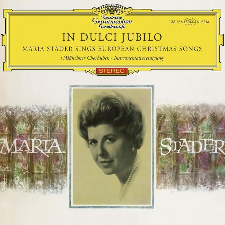 Maria Stader - In dulci jubilo 0028947779704