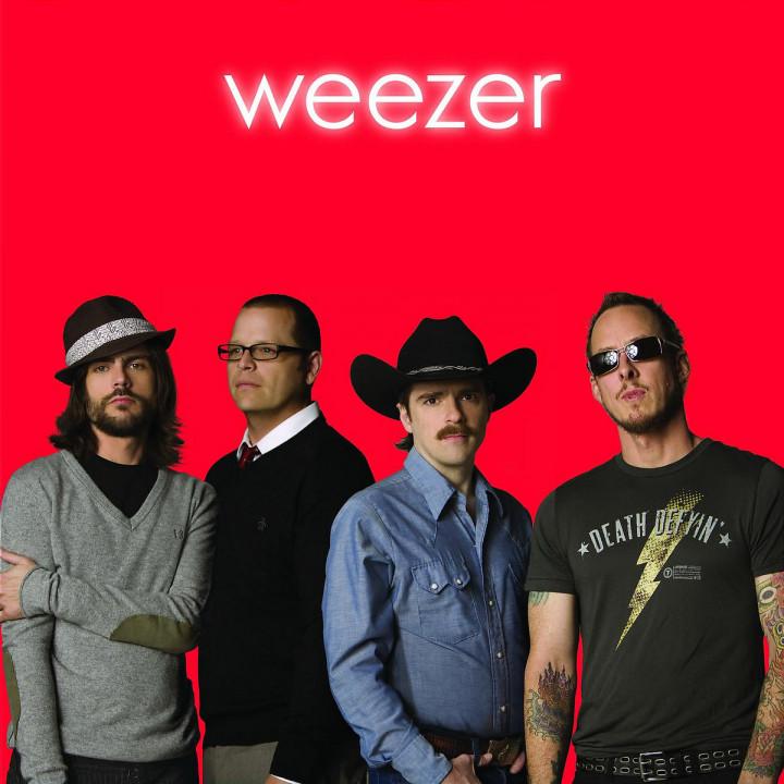Weezer 0602517744927