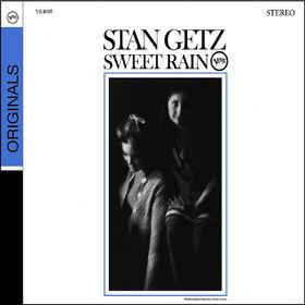 Stan Getz, Sweet Rain, 00602517686601