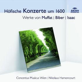 Nikolaus Harnoncourt, Höfische Konzerte, 00028948001866