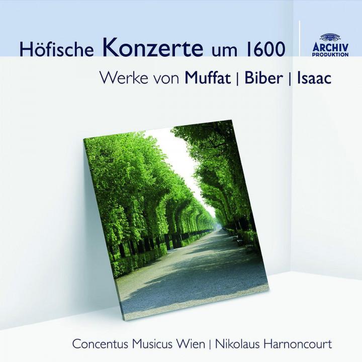 Höfische Konzerte 0028948001860