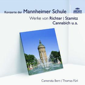 Konzerte der Mannheimer Schule, 00028948001910
