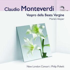Monteverdi: Marienvesper, 00028948002450