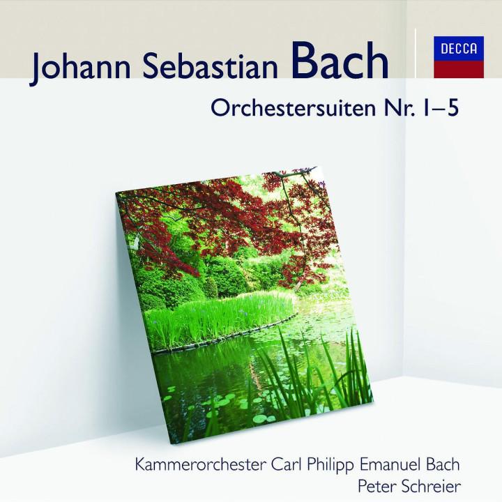 J.S. Bach: Orchestersuiten 0028948002779