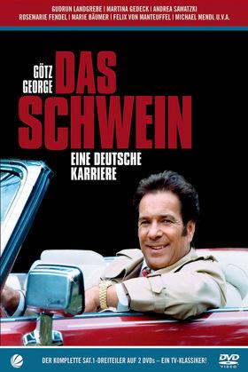 Götz George, Das Schwein - Eine deutsche Karriere, 00602517667174