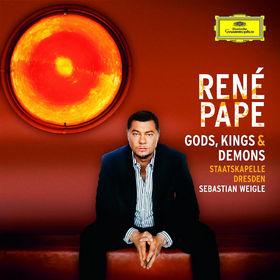 René Pape, Gods, Kings&Demons (Opera Arias), 00028947764083