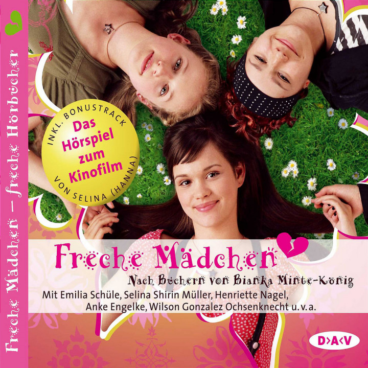 Freche Mädchen (Hörspiel zum Kinofilm) 9783898137256