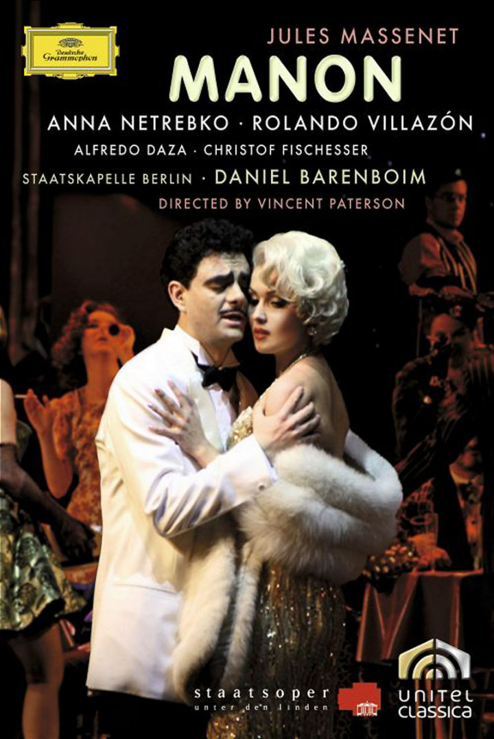 Massenet: Manon 0044007344316
