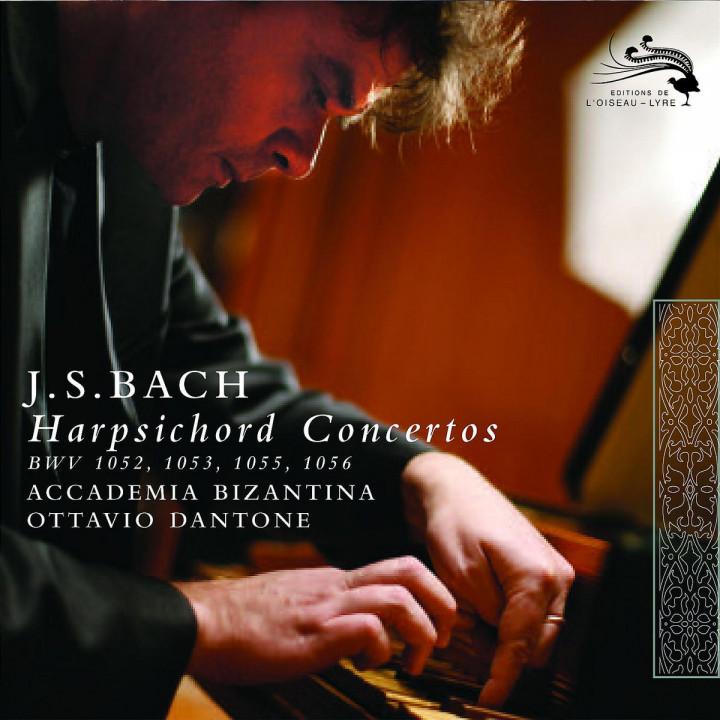 Bach, J.S.: Harpsichord Concertos 0028947593551