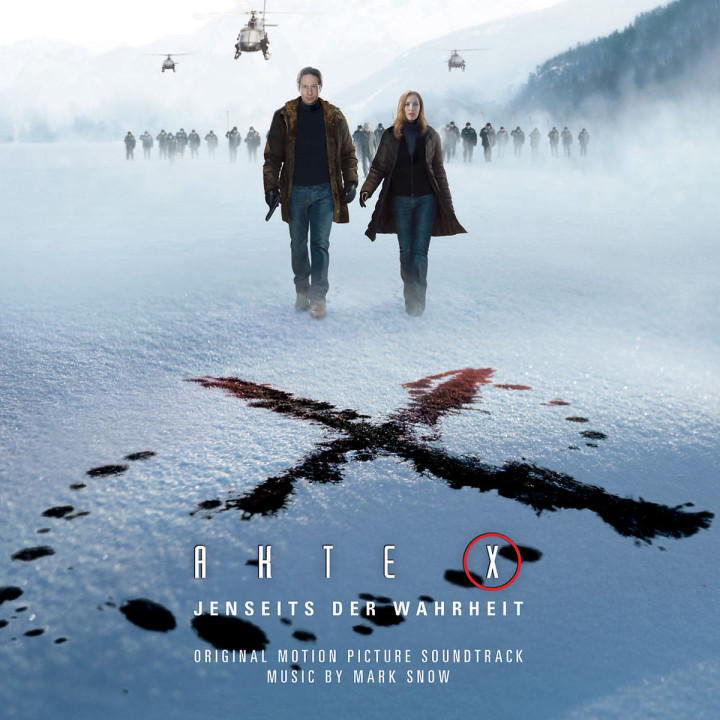 X Files - I Want To Believe / OST 0028947810281