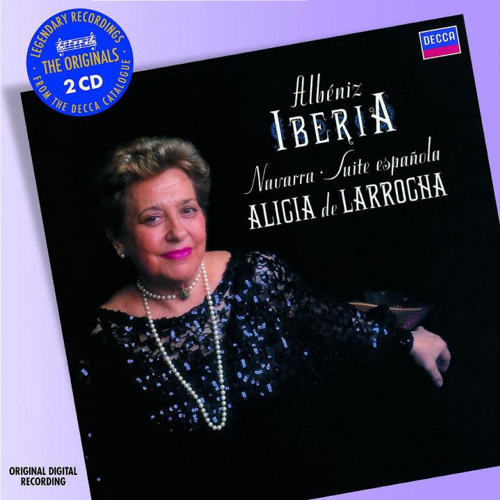 Albeniz: Iberia 0028947803889