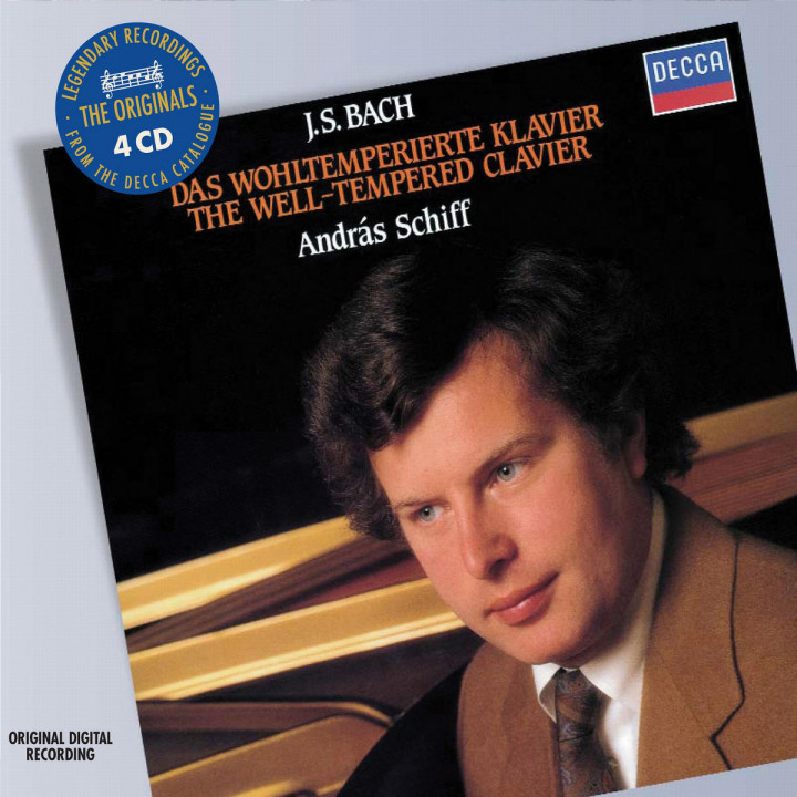 Bach, J.S.: Well-Tempered Klavier 0028947803915