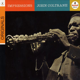 John Coltrane, Impressions, 00602517648999