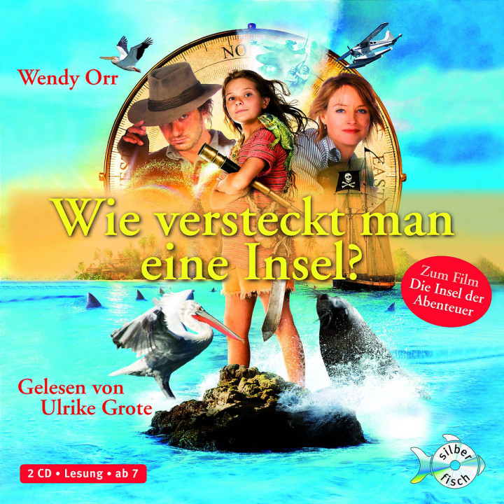 Wendy Orr: Wie versteckt man eine Insel? 9783867426433