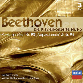 Friedrich Gulda, Beethoven: Klavierkonzerte, 00028948011919