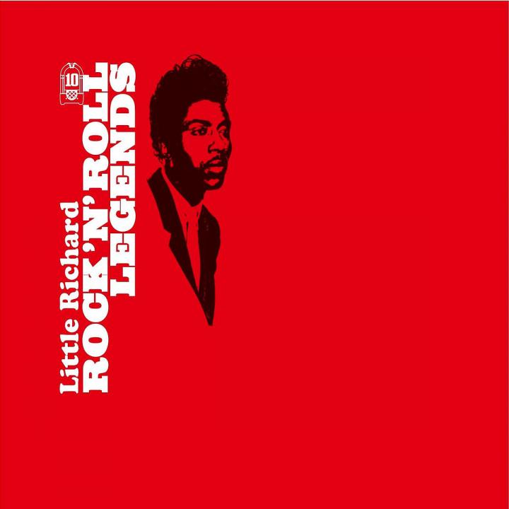 Little Richard / Rock 'N' Roll Legends 0600753056529