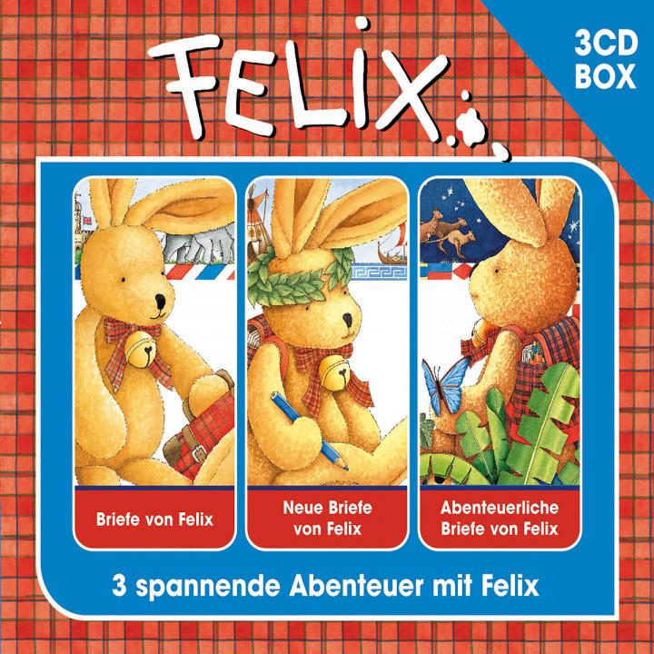 Felix - Hörspielbox 0602517746505