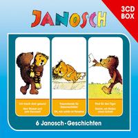 Janosch, Janosch Hörspielbox (3CD)