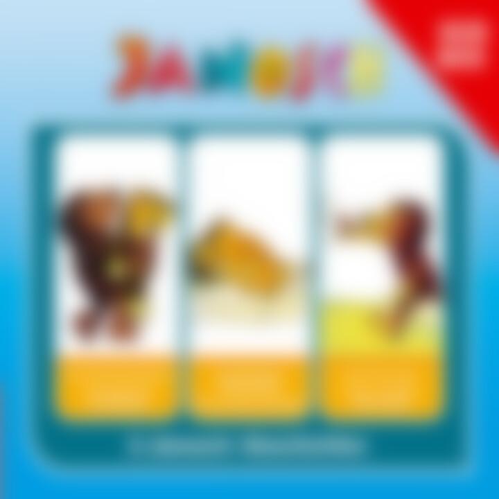 Janosch - Hörspielbox 0602517746516