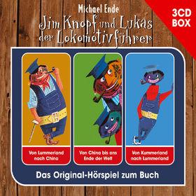 Michael Ende, Jim Knopf - Hörspielbox, 00602517746527