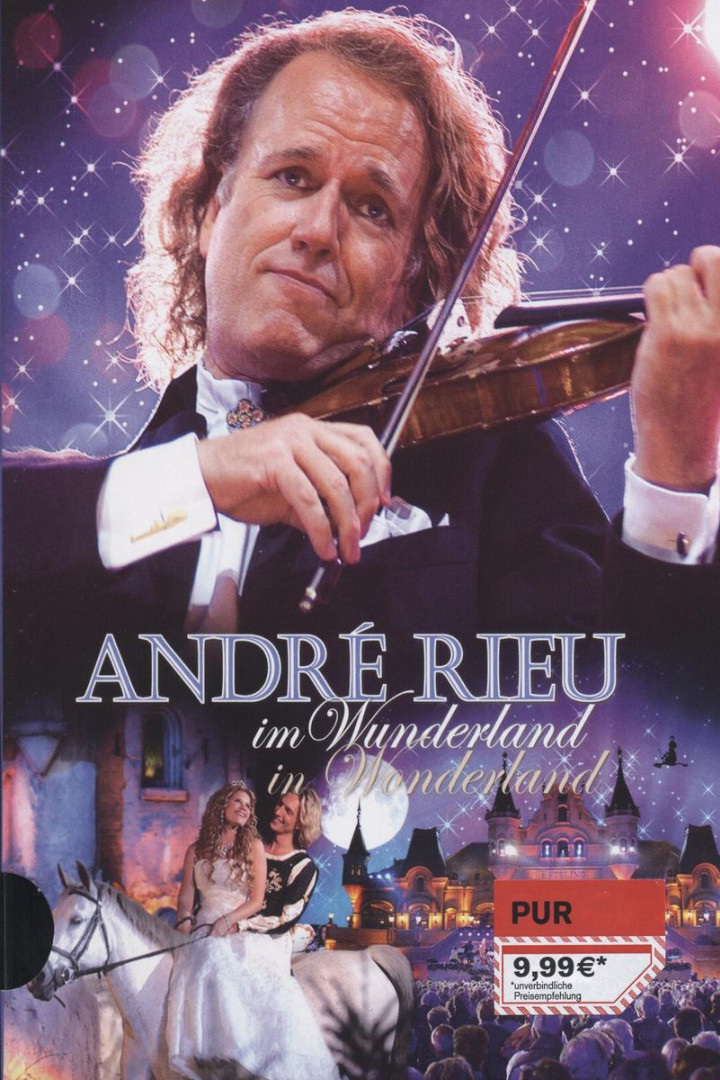André Rieu im Wunderland 0602517784653
